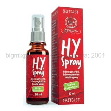 HY SPRAY bőrregeneráló, bőrnyugtató és hűsítő spray, 30 mg