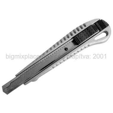 EXTOL CRAFT tapétavágó kés, aluházas, 9mm (80048)