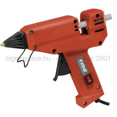 EXTOL PREMIUM melegragasztó pisztoly, 180W (8899002)