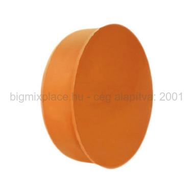 PVC KG tokelzáró dugó, 110mm