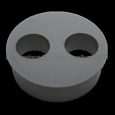 STYRON dugó átmérője 110mm, 2x40mm-es redukcióval (STY-110-44)