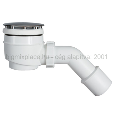 STYRON zuhanytálca szifon, 50mm króm (STY-402-K)