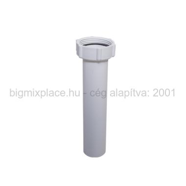 STYRON kötőcső, sima, 32mm átmérő, hossza 150mm (STY-515)