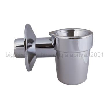 STYRON bojler csepegtető, krómozott, bűzzárral (STY-517-K)