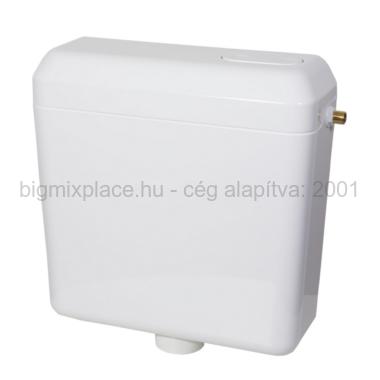 STYRON AUQA WC, stoppos, 445x135x380mm (STY-700-R)