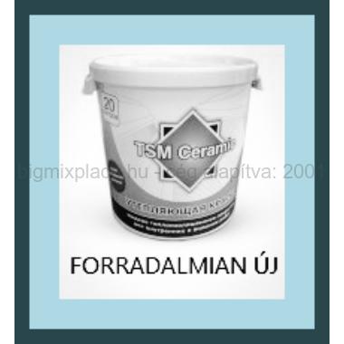 TSM Ceramic Pipe WINTER fagyásálló hőszigetelő bevonat fémre (TSMC016)
