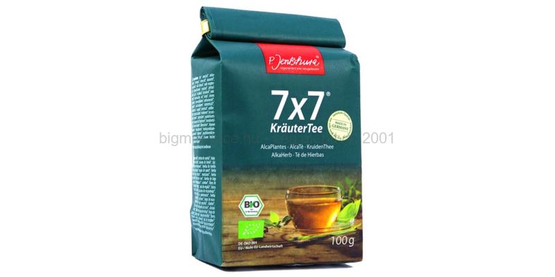 zsírégető tea barkács